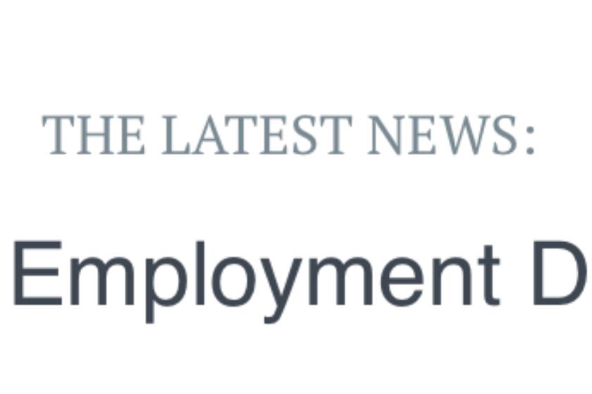 NZ Employment Data
